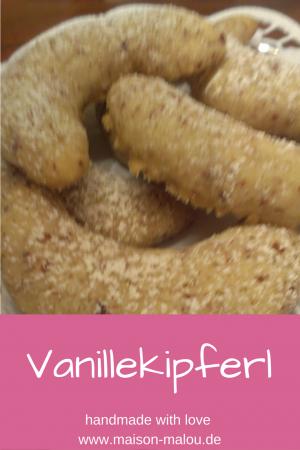 Vanillekipferl – ein absoluter Mürbeteigklassiker