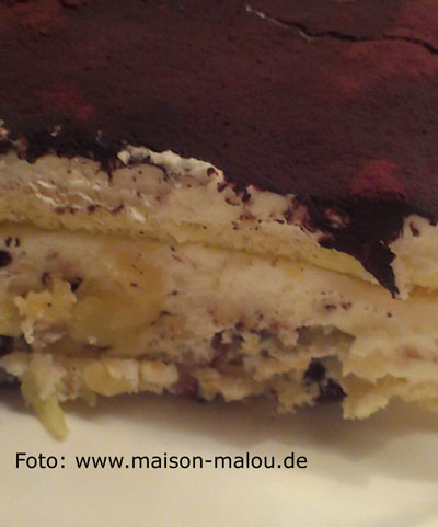 Bratapfel Tiramisu aus dem maison malou