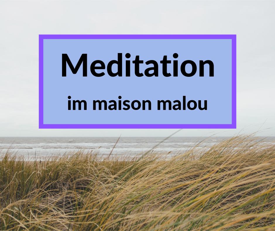 Impulse – Meditation nach dem Dalmanuta – Prinzip