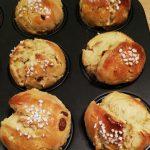 Panettone Muffins 2020